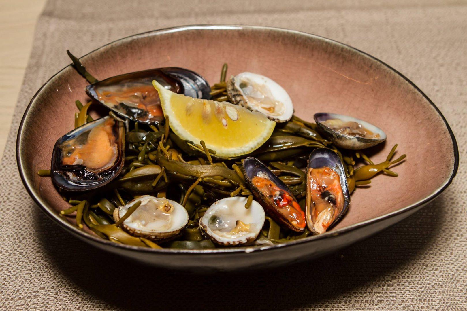 brutti di mare ristorante di pesce Milano
