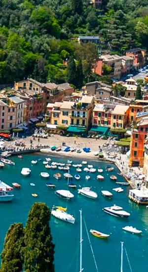 Portofino, la perla del Mediterraneo